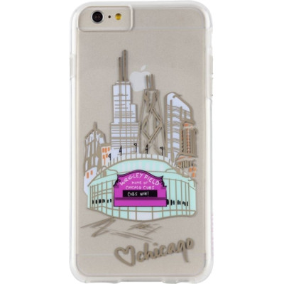 Image of Case-Mate Back Cover Apple iPhone 6/6s Chicago Playball