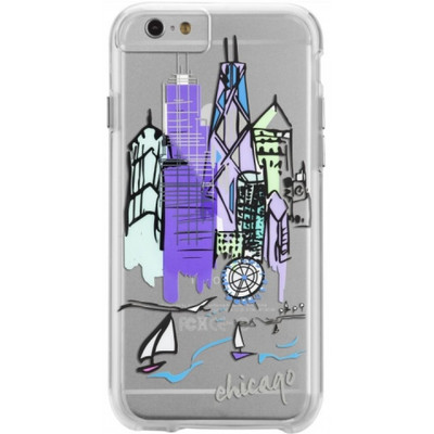 Image of Case-Mate Back Cover Apple iPhone 6/6s Chicago