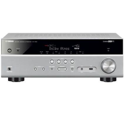 Yamaha RX-V 581 MusicCast Titanium
