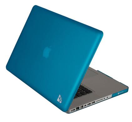 Gecko Covers Hardshell Case MacBook Pro 15'' Lichtblauw