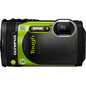Olympus Tough TG-870 Groen