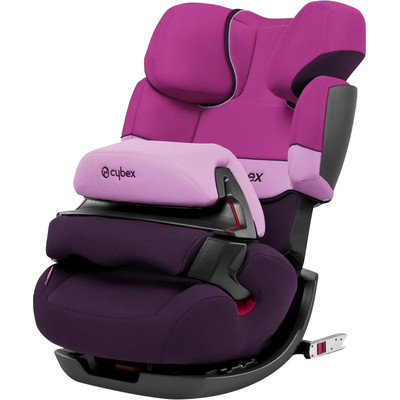 Image of Cybex Pallas FIX Purple Rain
