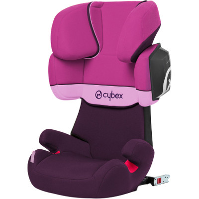 Image of Cybex Solution X2-FIX Purple Rain