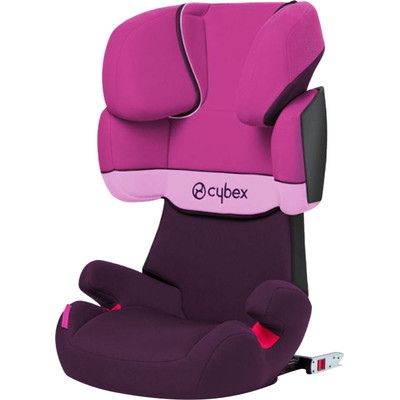 Image of Cybex Solution X-FIX Purple Rain