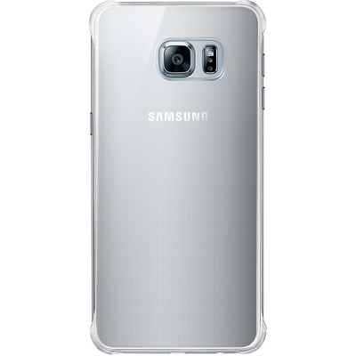 Samsung Galaxy S6 Edge Plus Glossy Cover Zilver