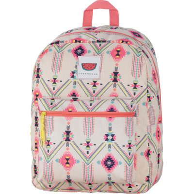 Image of 100% Sugar Fashion Backpack Multicolor Aztec