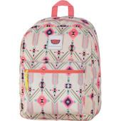 100% Sugar Fashion Backpack Multicolor Aztec