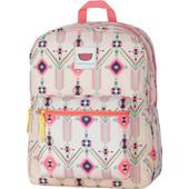 100% Sugar Fashion Double Backpack Multicolor Aztec
