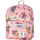 100% Sugar Sweet Double Backpack Peach Tropical