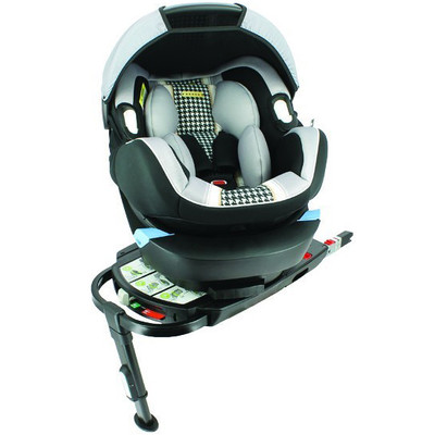 Migo Satellite + Solar Isofix Base Betty Grey