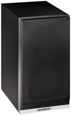 Quadral Argentum 520 Zwart (per paar)