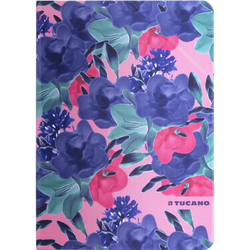 Tucano Angolo Flower Case iPad Pro 9,7 inch Paars