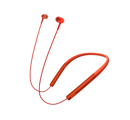 Sony MDR-EX750BT Rood