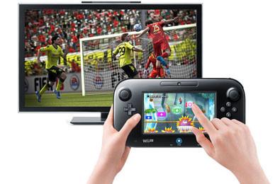 Remote play op de Wii U