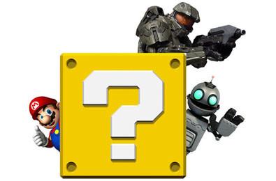 Mario, Master Chief en Clank