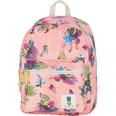 Image of 100% Sugar Sweet Backpack Peach Tropical