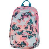 O'Neill Girls Double Backpack Flower & Dot