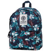 Franklin & Marshall Girls Backpack Aloha Flower