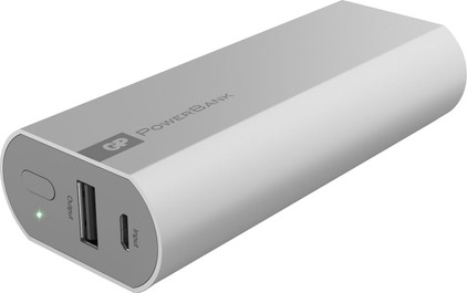 GP Portable Powerbank FN05 5.200 mAh Zilver