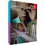 Adobe Photoshop + Premiere Elements 14 UPG - PC/Mac - Engels