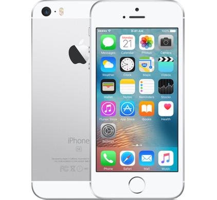 Apple iPhone SE 128GB Zilver
