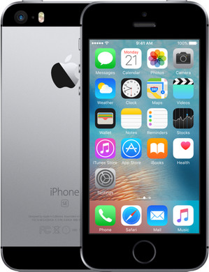 Apple iPhone SE 16 GB Space Gray