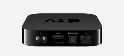 Uiterlijk Apple TV
