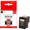 Huismerk HP 302 Cartridge Zwart XL (Pixeljet - F6U68AE)