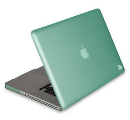 Gecko Covers Hardshell Case MacBook Pro 15'' Groen