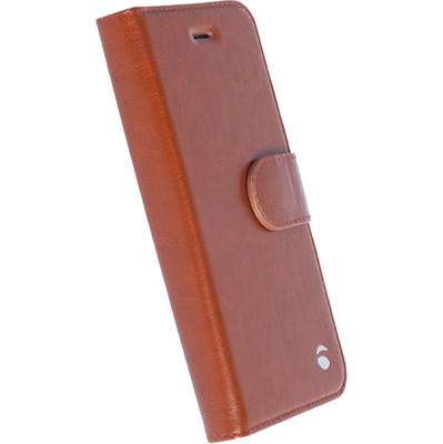 Krusell Ekero 2 in 1 Wallet Case Apple iPhone 5/5S/SE Bruin