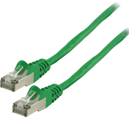 Valueline Netwerkkabel UTP CAT5e 1 meter Groen