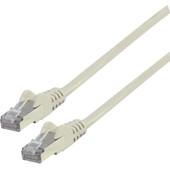 Valueline Netwerkkabel UTP CAT5e 1 meter Wit