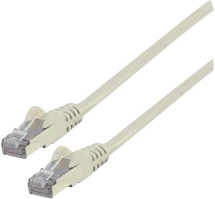 Valueline Netwerkkabel FTP CAT6 1 meter Wit