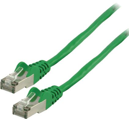 Valueline Netwerkkabel FTP CAT6 1,5 meter Groen