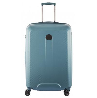 Delsey Helium Air 2 4 Wheel Trolley Case 70 cm Petrol
