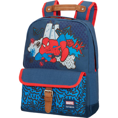 Samsonite Stylies Spiderman Pop Backpack M