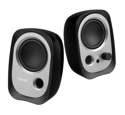 Edifier R12U 2.0 Speaker Set Zwart