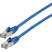 Valueline Netwerkkabel FTP CAT6 0,5 meter Blauw