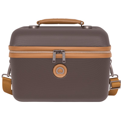 Image of Delsey Châtelet Hard+ Tote Beauty Case Brown