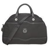 Delsey Châtelet Soft+ Cabin Duffle Bag 52 cm Black