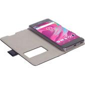 Krusell Sigtuna Smart Case Sony Xperia XA Zwart
