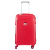 Delsey Belfort Plus 4 Wheel Cabin Trolley 55 cm Red