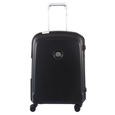 Image of Delsey Belfort Plus 4 Wheel Trolley Case 70 cm Black