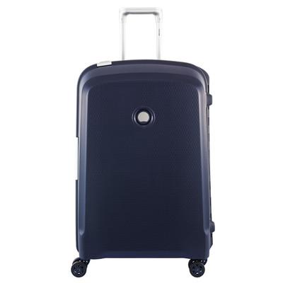 Image of Delsey Belfort Plus 4 Wheel Trolley Case 70 cm Darkblue