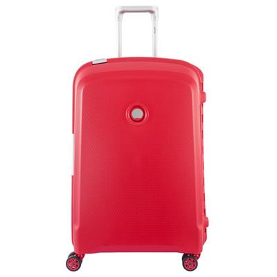 Image of Delsey Belfort Plus 4 Wheel Trolley Case 70 cm Red