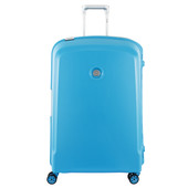 Delsey Belfort Plus 4 Wheel Trolley Case 76 cm Lightblue