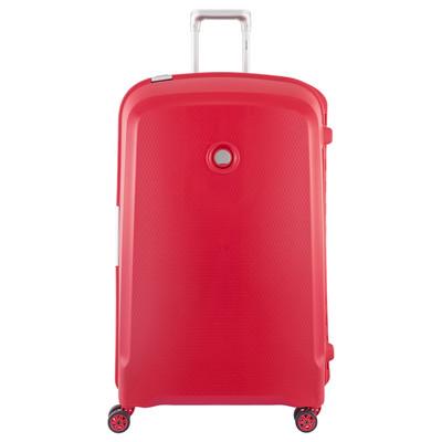 Image of Delsey Belfort Plus 4 Wheel Trolley Case 82 cm Red