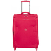 Delsey Tuileries Expandable Cabin Trolley Case 55 cm Red