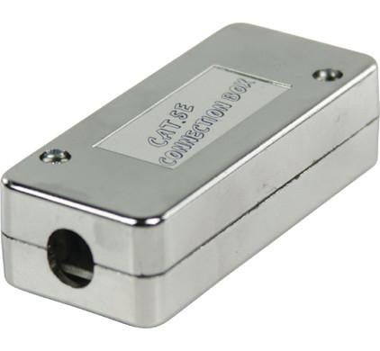 Valueline STP Ethernet Verbindingsbox Zilver