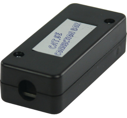 Valueline UTP Ethernet Verbindingsbox Zwart